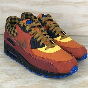 Nike Air Max 90 Campfire Pack Men Sz 9 700155-600